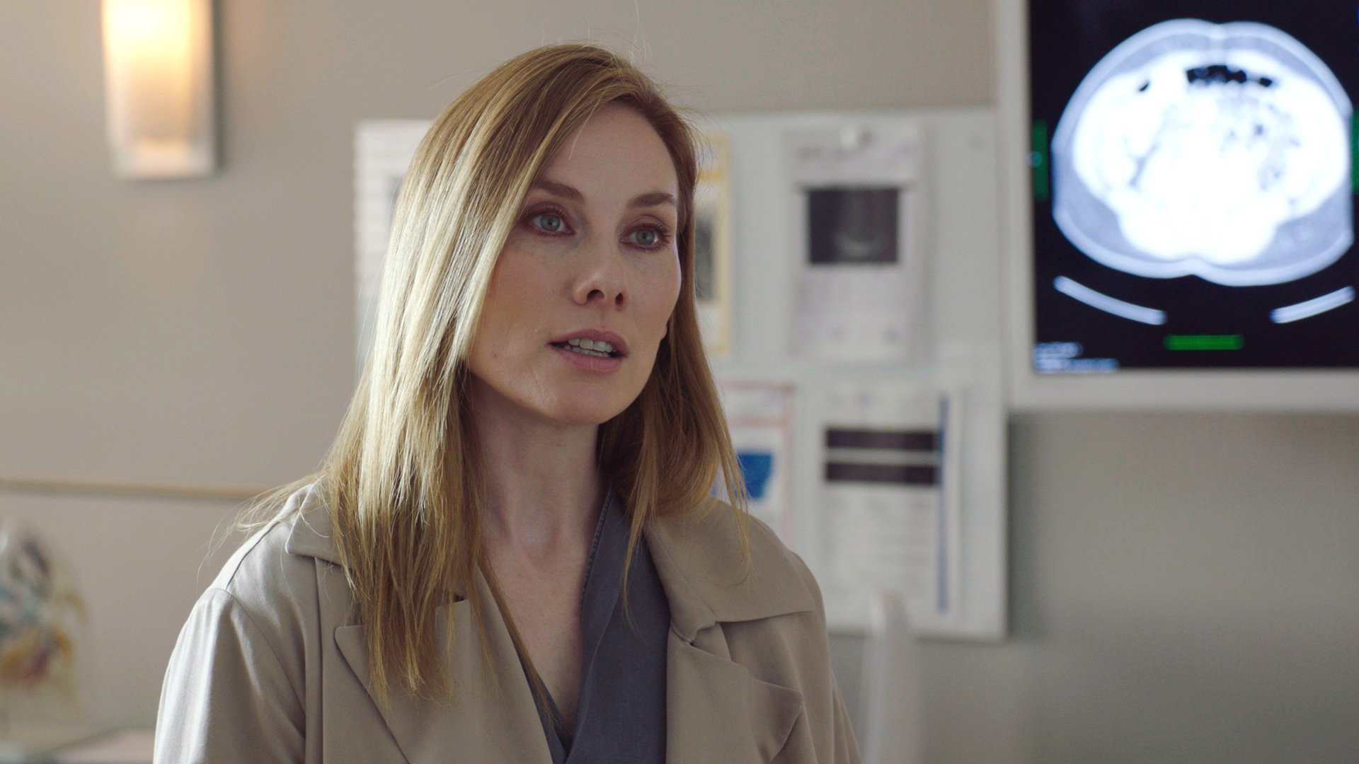Holby City's Rosie Marcel would love to do I'm A Celebrity...Get Me Out Of Here!
