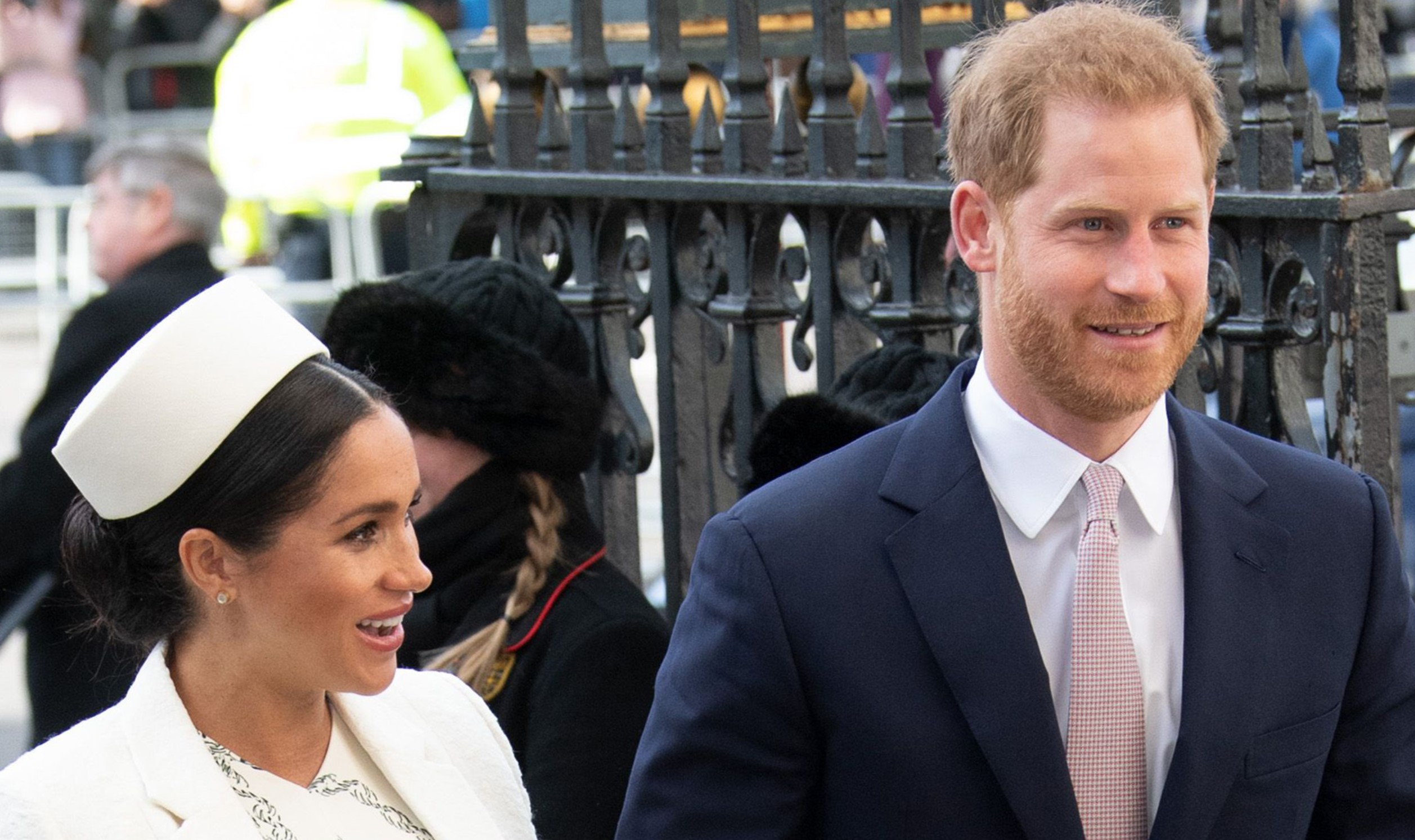 Harry says he and Meghan will 'only have two children' in a bid to save the planet