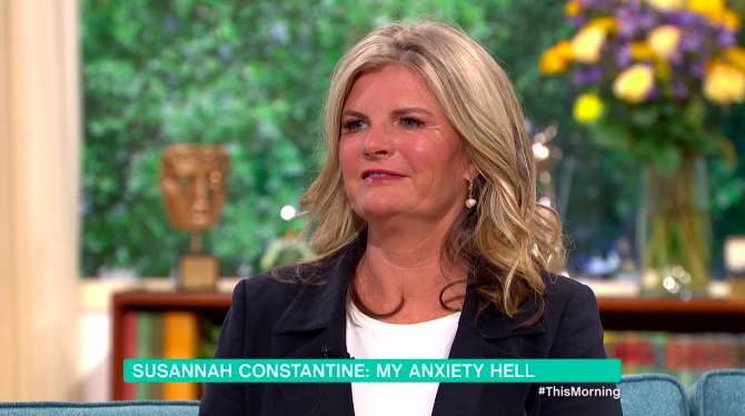 Susannah Constantine This Morning