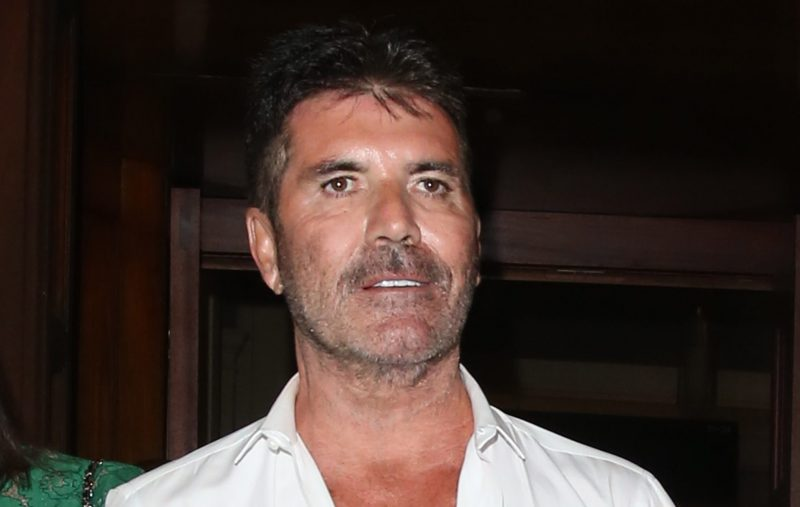 X Factor boss Simon Cowell stuns fans with slimmed-down look in new photo