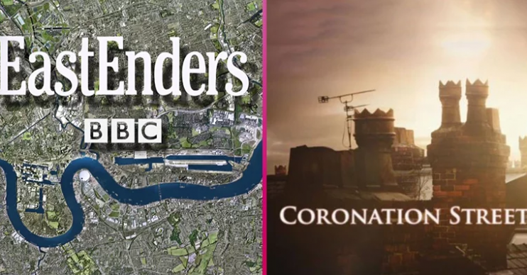 Coronation Street EastEnders soap split