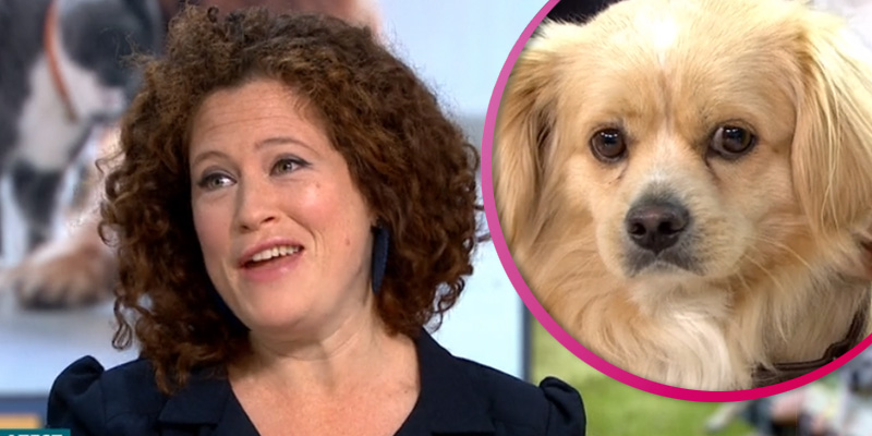 GMB fans outraged as woman claims dogs are 'not capable of loving their owners back'