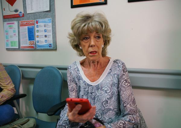 Coronation Street's Audrey written out after Sue Nicholls breaks her collar bone
