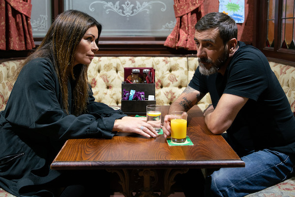 Coronation Street SPOILERS: Carla and Peter's relationship rocked by past revelations
