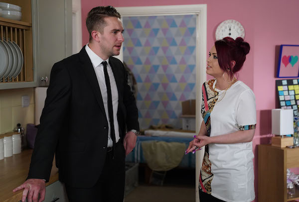 EastEnders SPOILER: Whitney confronts Callum about cheating