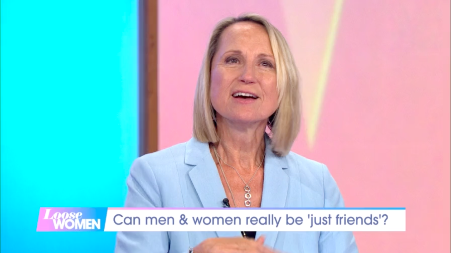 Carol McGiffin shocks Loose Women panel with sex confession