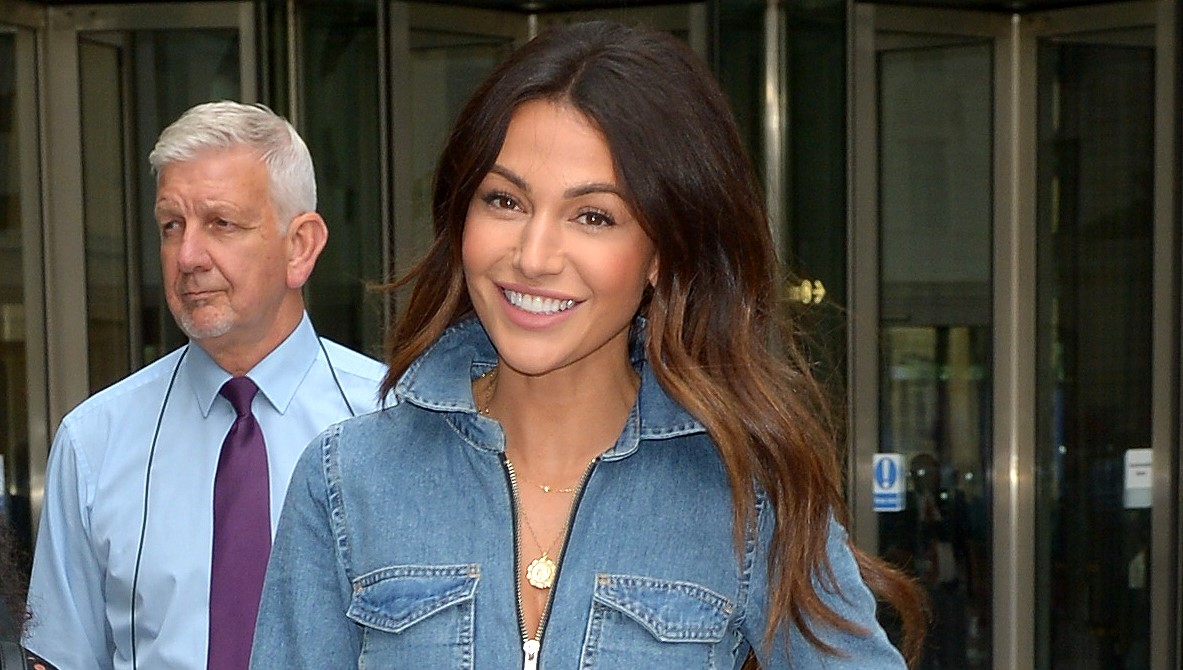 Michelle Keegan stuns in new make-up free selfie