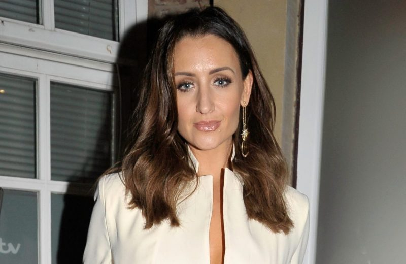 Catherine Tyldesley reveals her husband is being teased over Strictly 'curse'