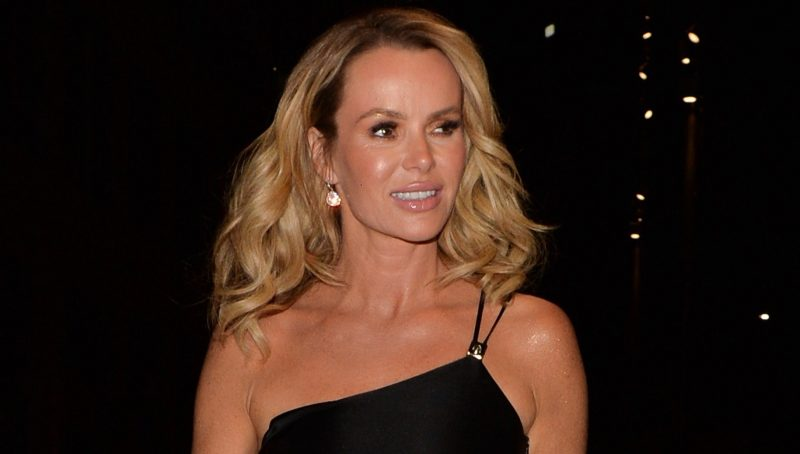 Amanda Holden 'worried' for pregnant Britain's Got Talent pal Alesha Dixon