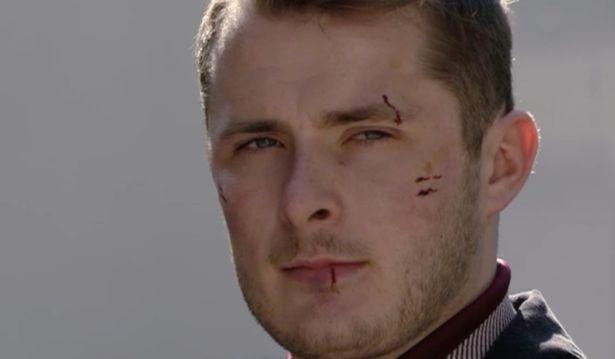 EastEnders fans horrified as 'evil' Ben sets up Keanu for attempted murder in 'mind-blowing episode'