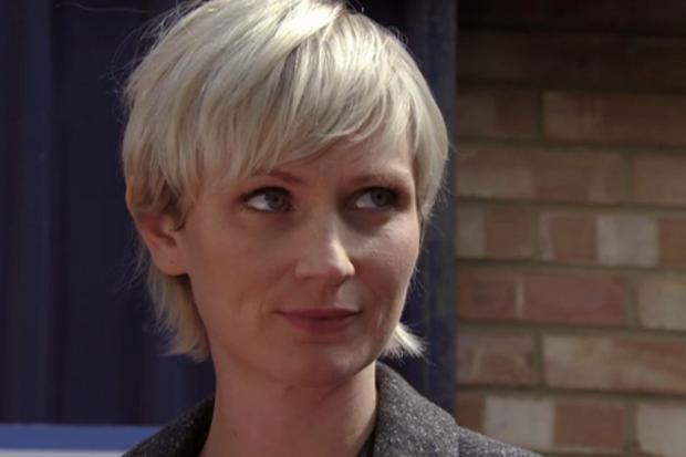 Hannah Daniel as Policewoman in EasstEnders