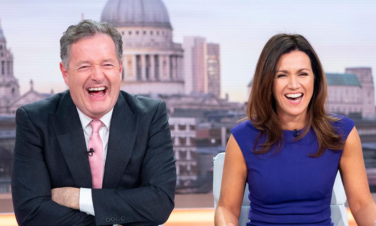 GMB viewers beg Piers Morgan to return, accusing show of becoming 'car crash'