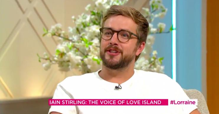 love island iain stirling