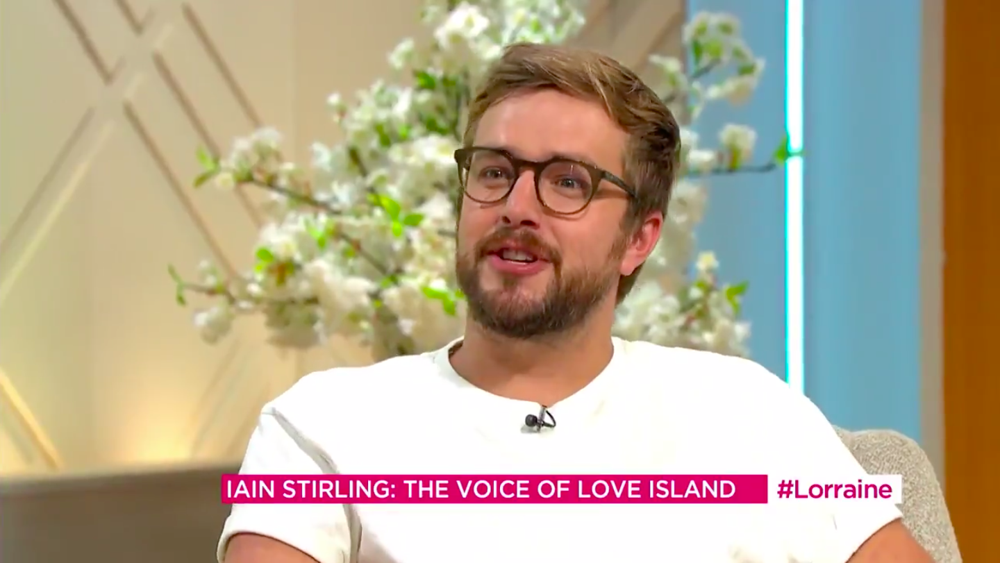Love Island's Iain Stirling predicts winter version of show will be bigger hit