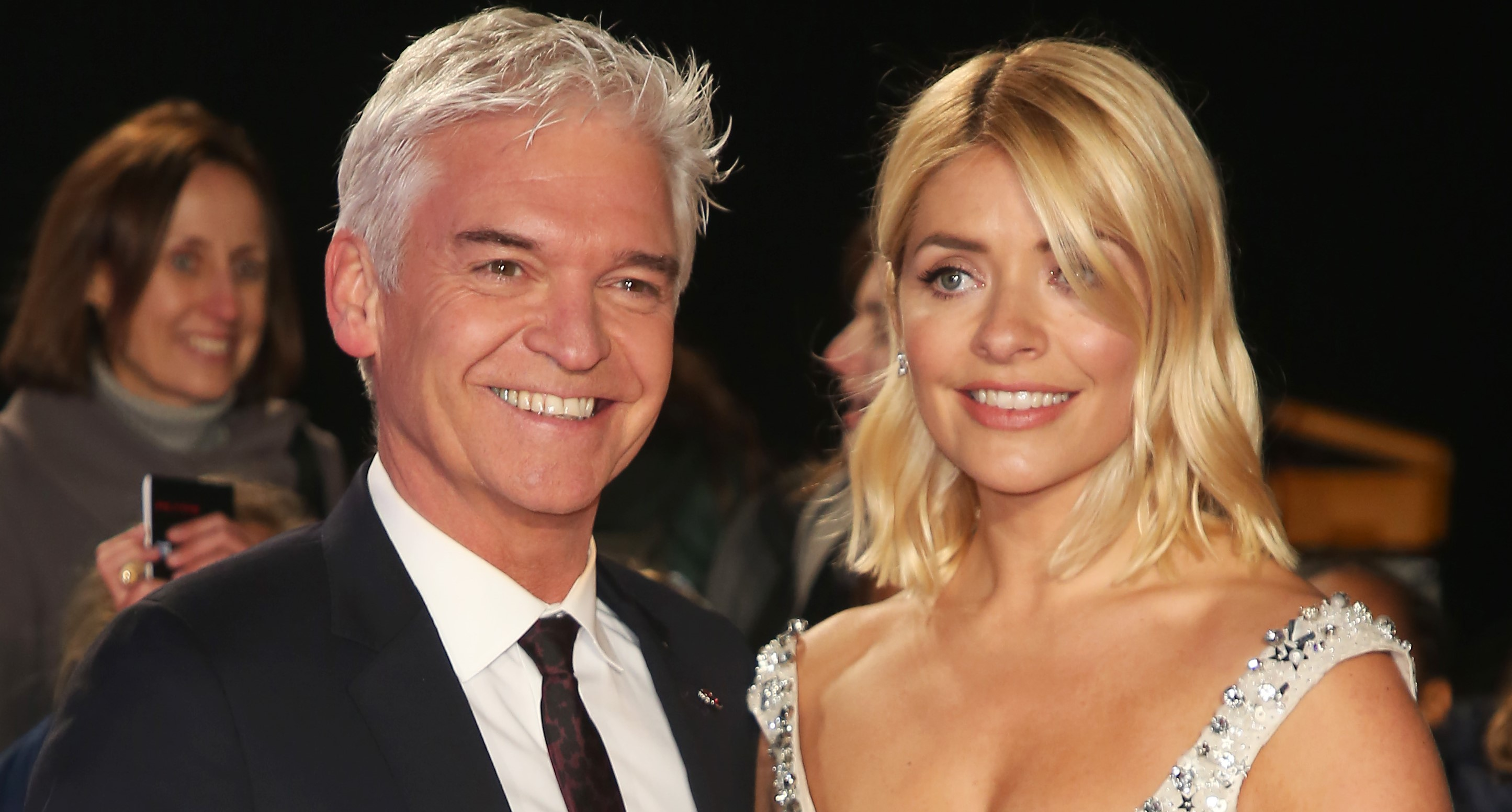 Holly Willoughby horrified as husband Dan suffers hilarious mishap on holiday with Phillip Schofield