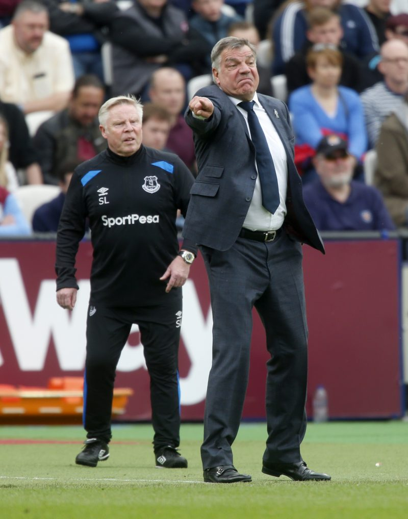 Strictly Come Dancing All About Sam Allardyce Entertainment Daily