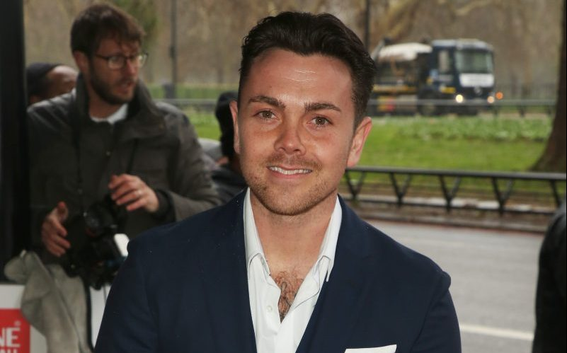X Factor's Ray Quinn branded racist as fans confuse him with vile Hollyoaks character
