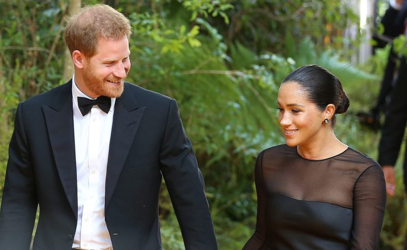 """Prince Harry pays tribute to """"amazing wife"""" Meghan Markle on her first birthday as a mum"""