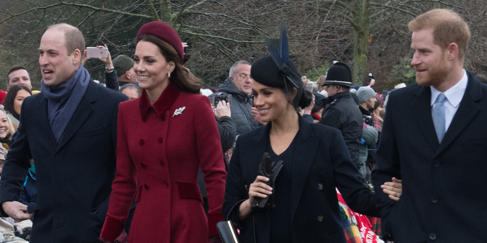 William and Kate share sweet birthday message to Meghan