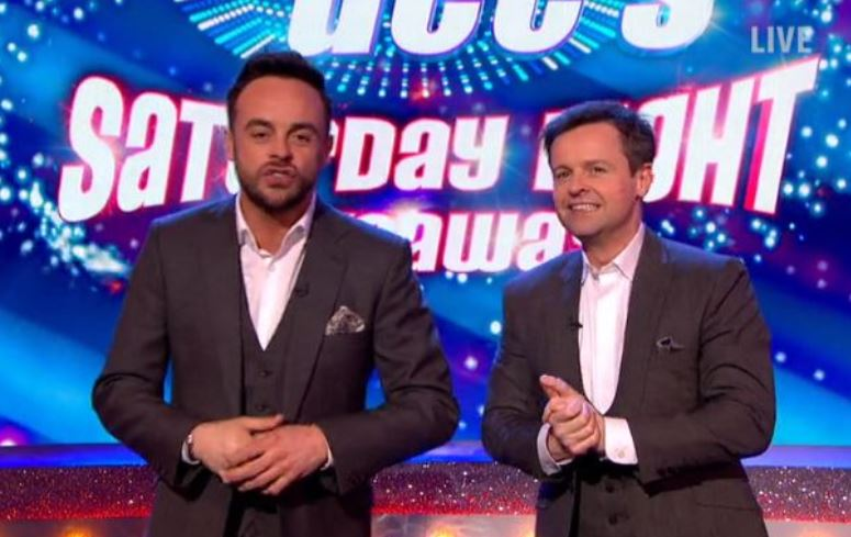 Ant McPartlin 'returning to Saturday Night Takeaway' after two years