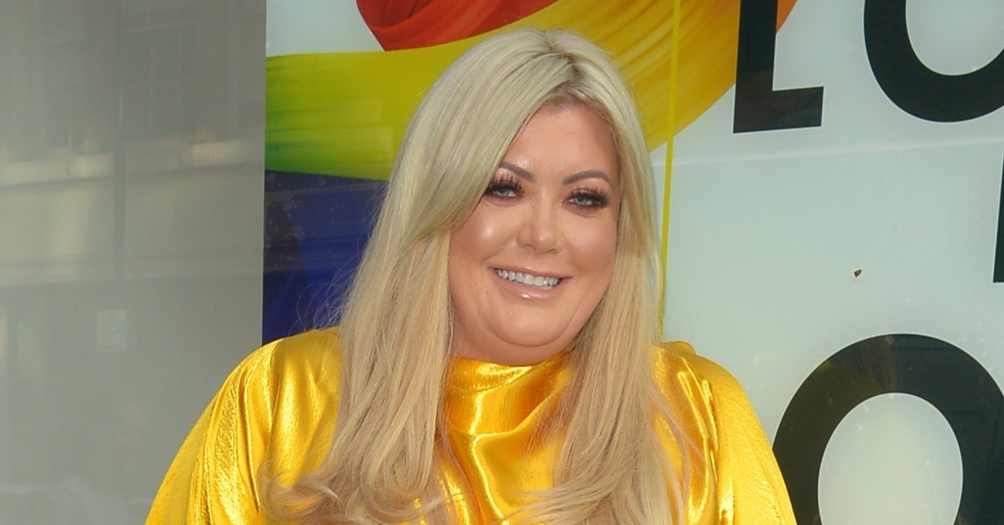 Gemma Collins says she only eats twice a day