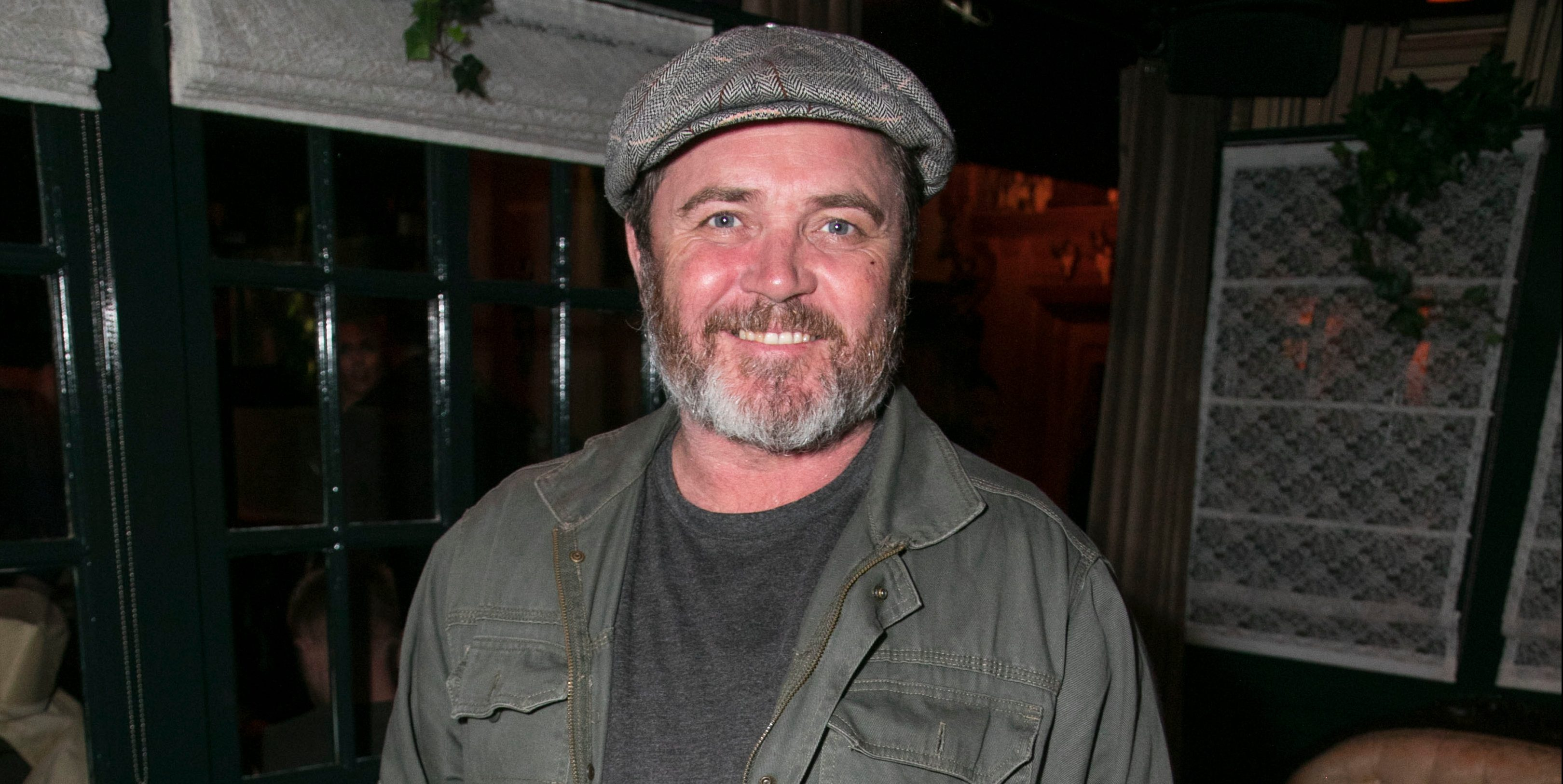 Former EastEnders star Alex Ferns' home often set upon by troop of angry baboons
