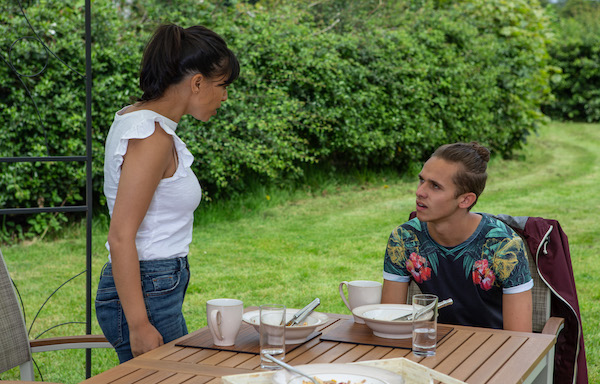 Emmerdale viewers shocked as Jacob Gallagher accuses Priya Sharma of trying to seduce him