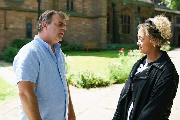 Coronation Street SPOILER: Emma runs away after discovering Steve is her dad