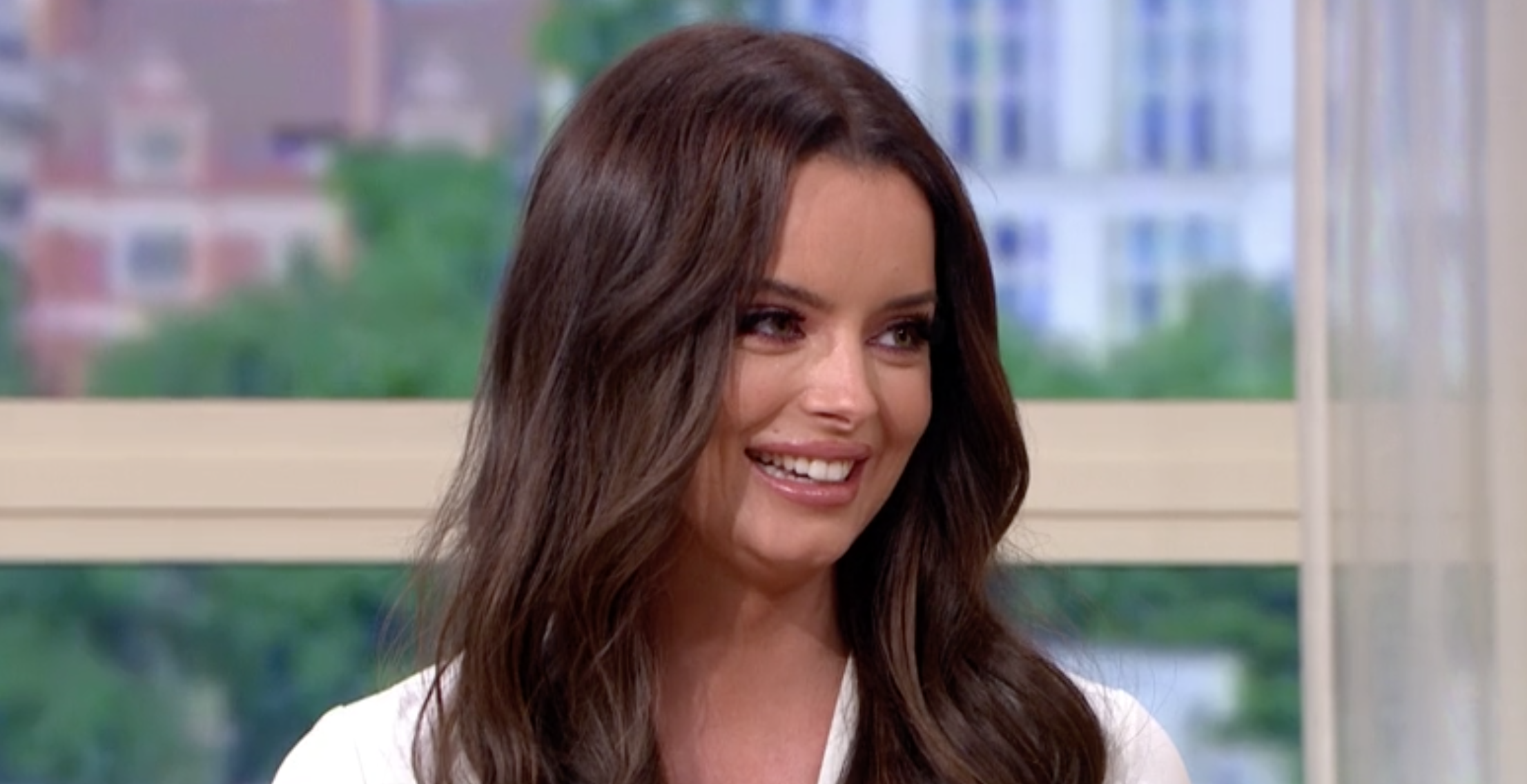Love Island's Maura divides This Morning viewers as she makes debut
