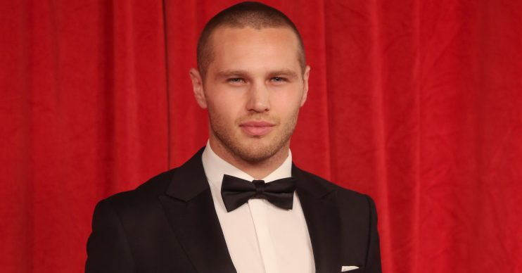 Stars attend the British Soap Awards 2019 at The Lowry in Manchester Pictured: Danny Walters Ref: SPL5096473 010619 NON-EXCLUSIVE Picture by: Brett D. Cove / SplashNews.com Splash News and Pictures Los Angeles: 310-821-2666 New York: 212-619-2666 London: 0207 644 7656 Milan: +39 02 56567623 photodesk@splashnews.com World Rights