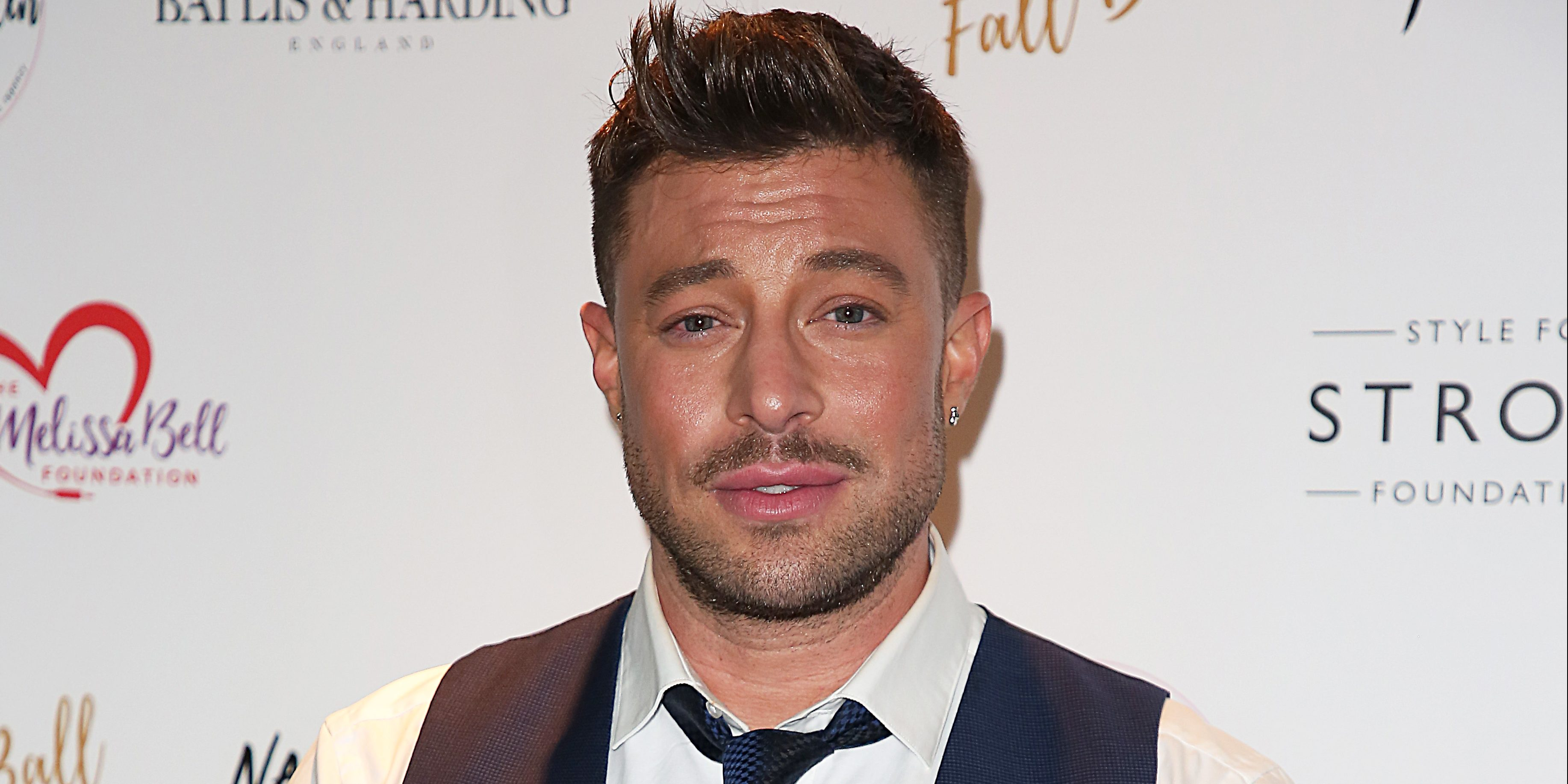 Hollyoaks star Duncan James reveals his dog has died