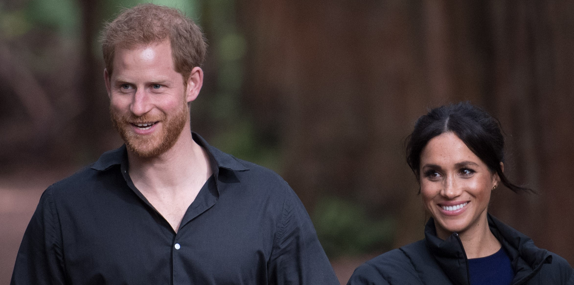 Prince Harry 'undergoes £50 beauty treatment with wife Meghan'