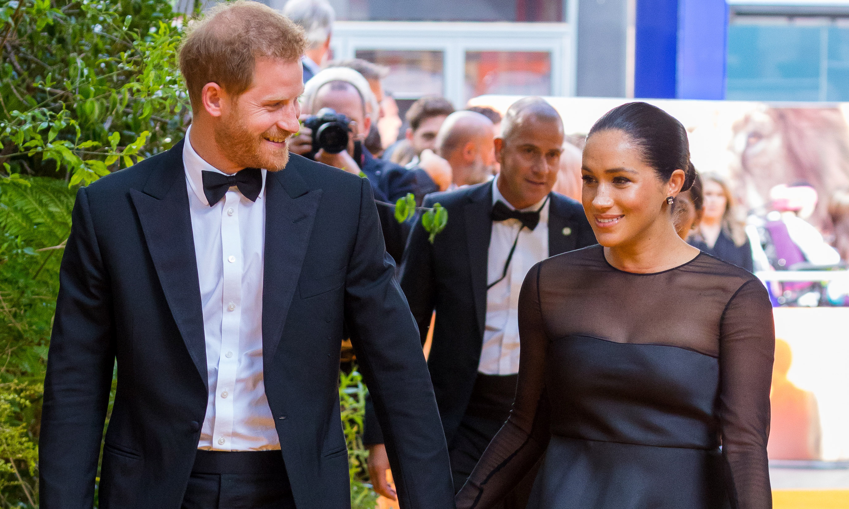 Woman called 'world's best matchmaker' says she wouldn't have picked Meghan for Harry