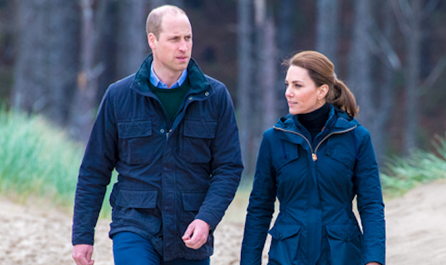 Weather disrupts Prince William and Kate Middleton event plans