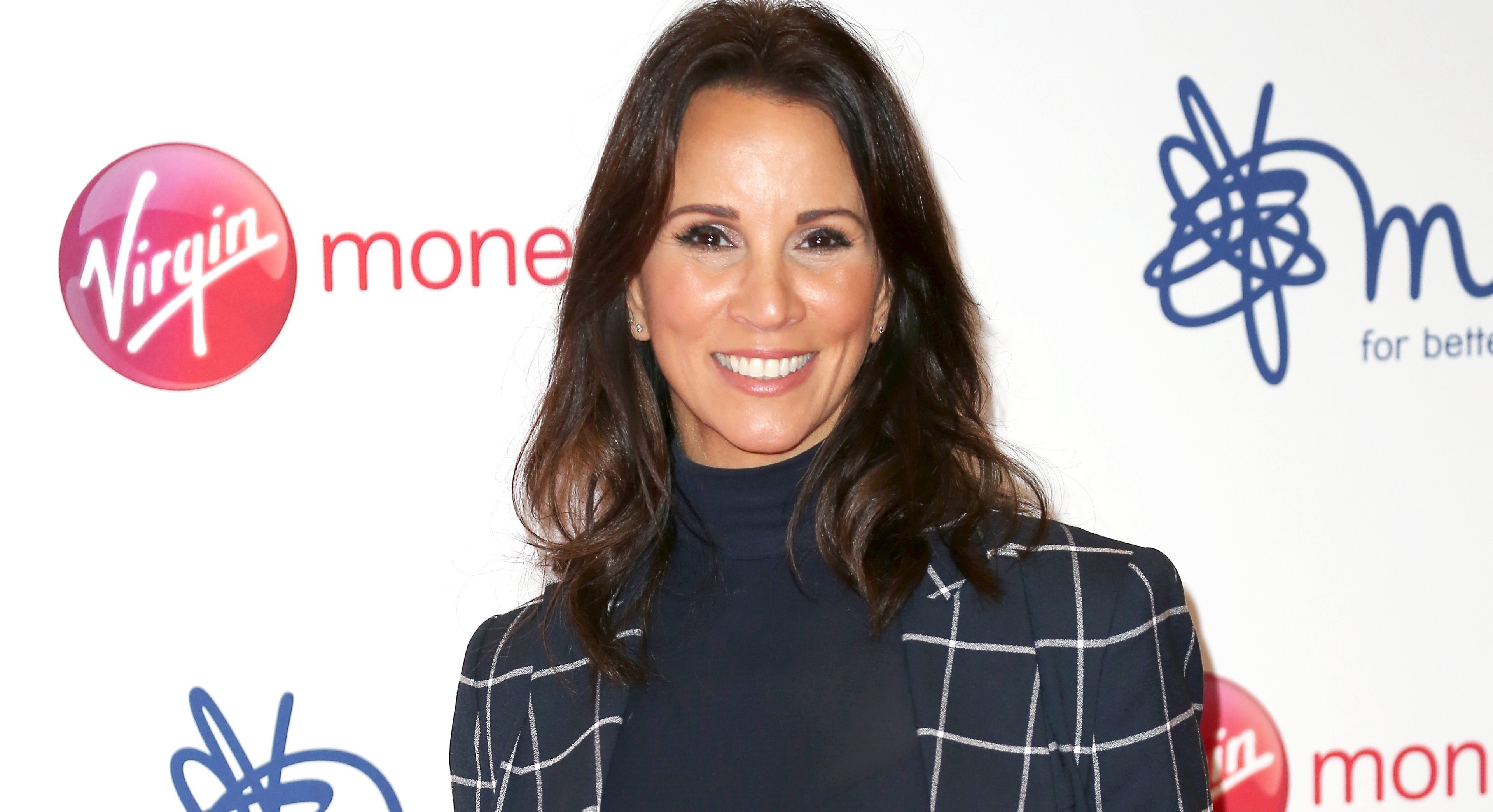 Andrea McLean shares photos with 'lookalike' daughter at Loose Women