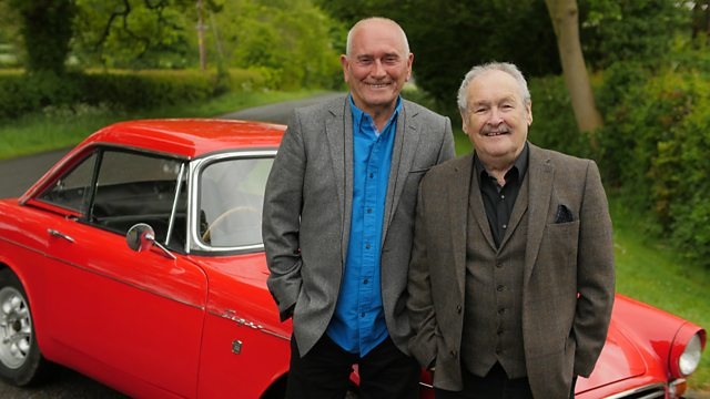 Celebrity Antiques Road Trip Cannon and Ball