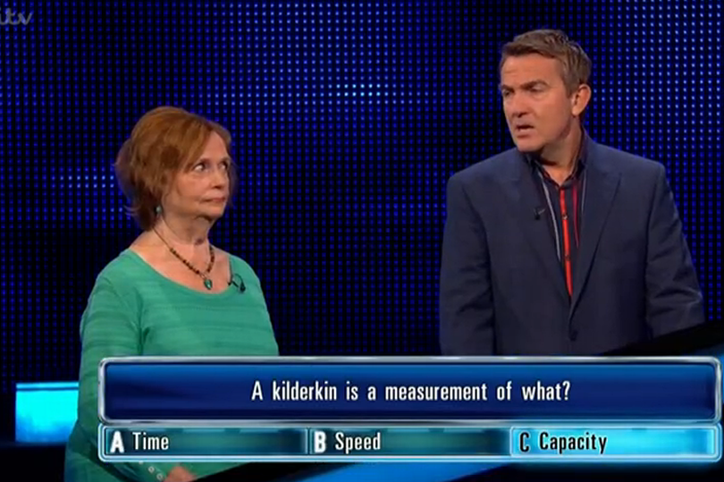 The Chase's Mark Labbett forced to shout at contestant during tense head-to-head