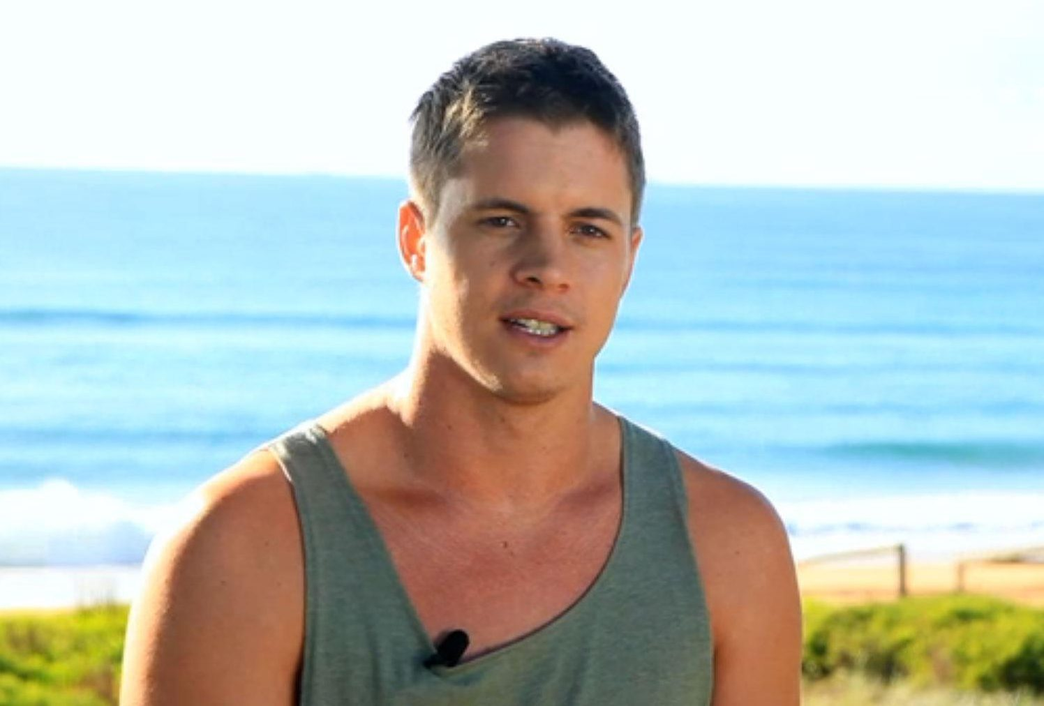 Home And Away's Johnny Ruffo shares emotional post after 'beating brain cancer'