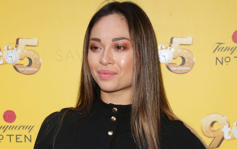 Strictly Come Dancing pro Katya Jones to give up buying new clothes for a whole year