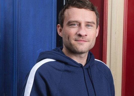 Paul Foreman played by Peter Ash in Corrie