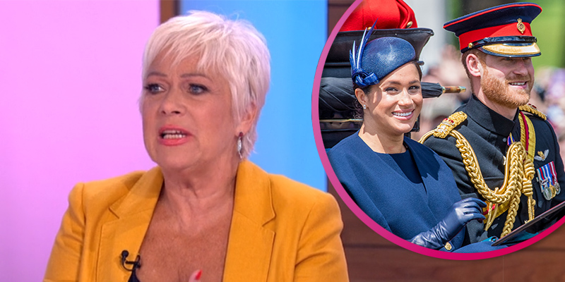 Denise Welch reveals she thinks Meghan may 'regret marrying Prince Harry'