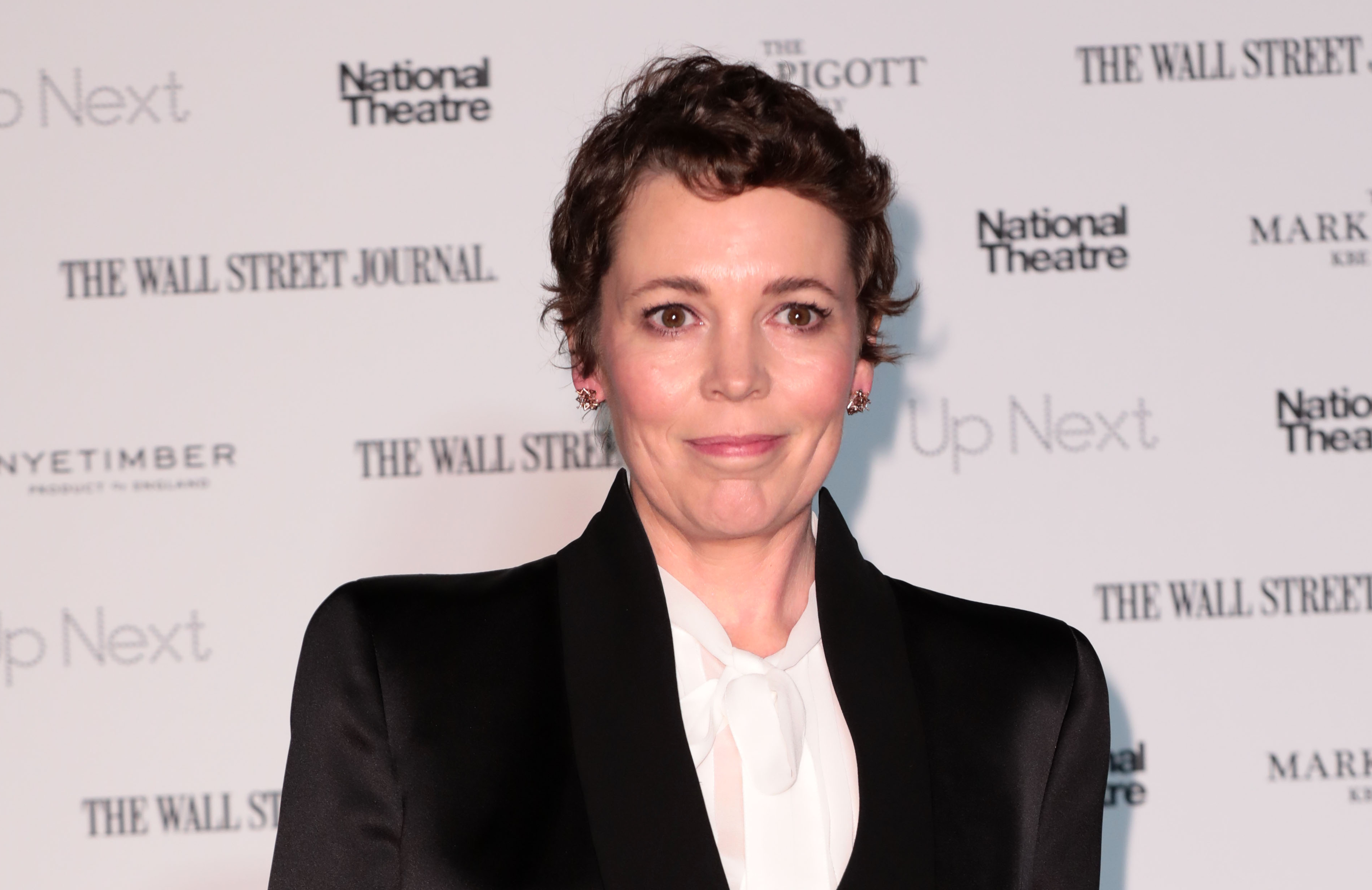 Olivia Colman transforms into the Queen for The Crown