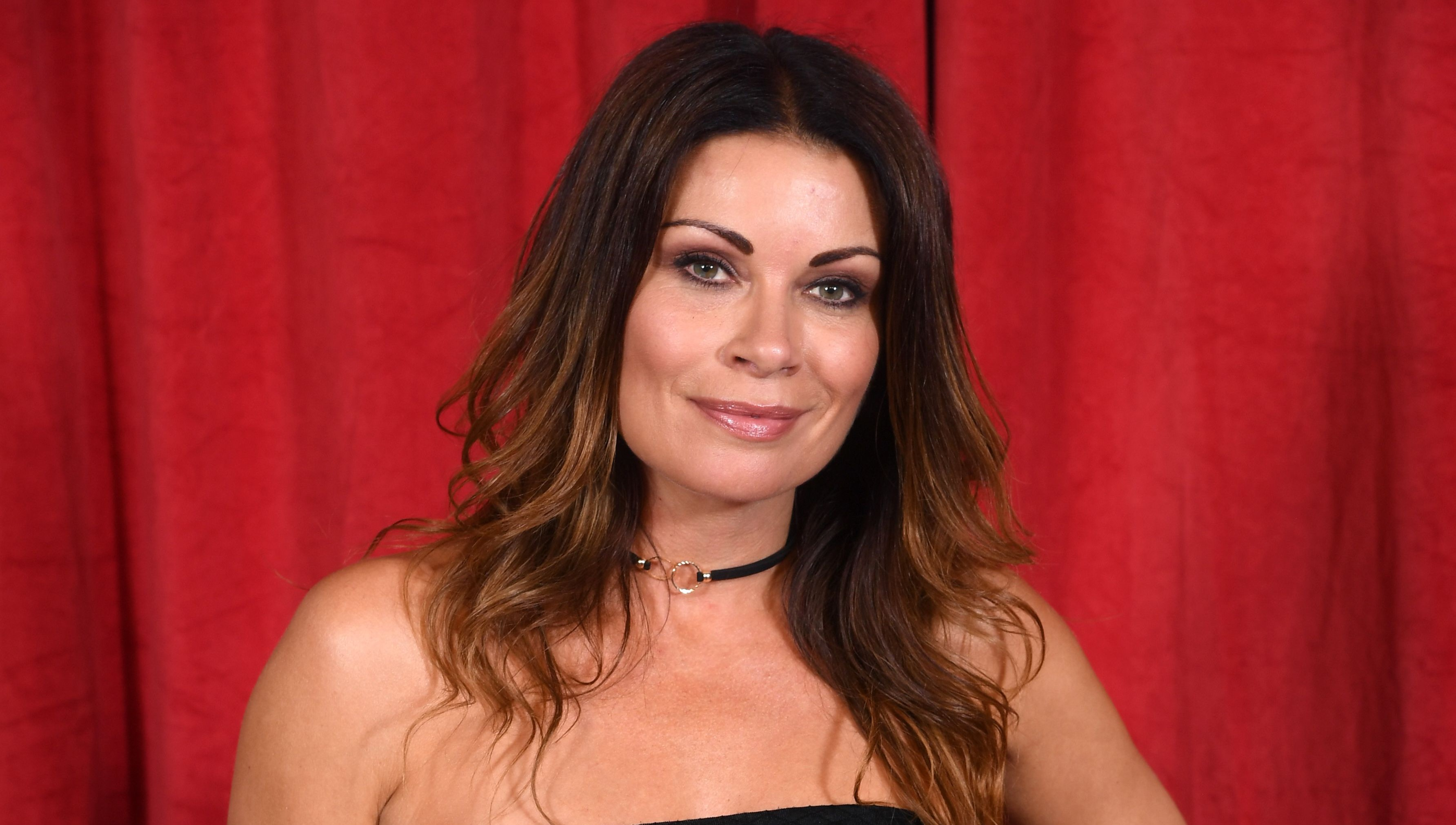 Corrie's Alison King 'engaged' to long-term partner