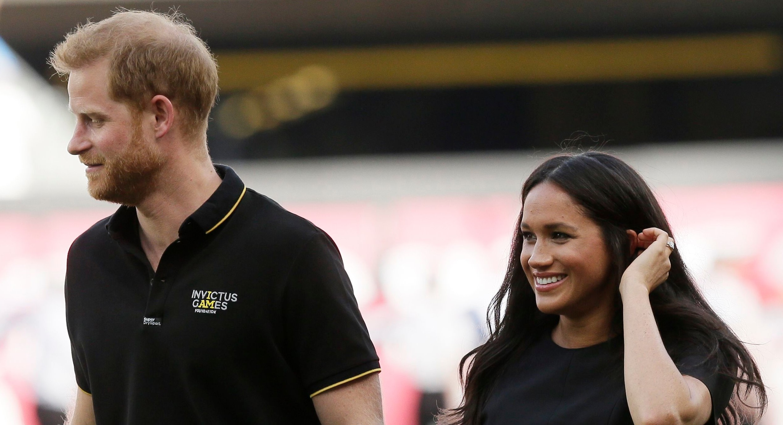 Harry and Meghan 'not invited to pals' parties because of their PDAs'