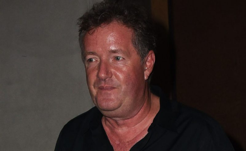 Piers Morgan hits back at Pointless star Richard Osman over 'vomiting' jibe