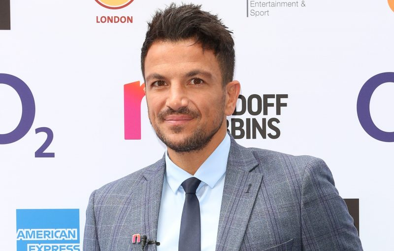 Peter Andre 'slept 18 hours a day' amid crippling anxiety battle