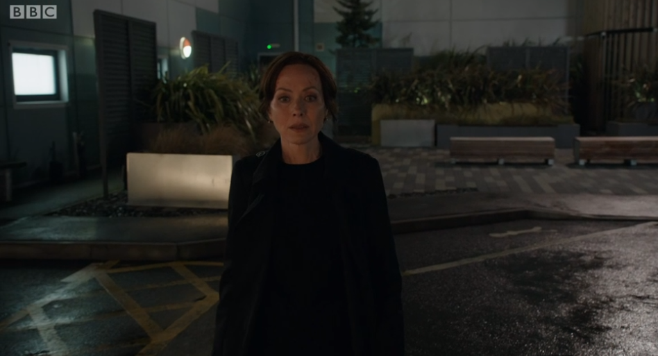 Amanda Mealing reveals Casualty bosses are resetting Connie Beauchamp