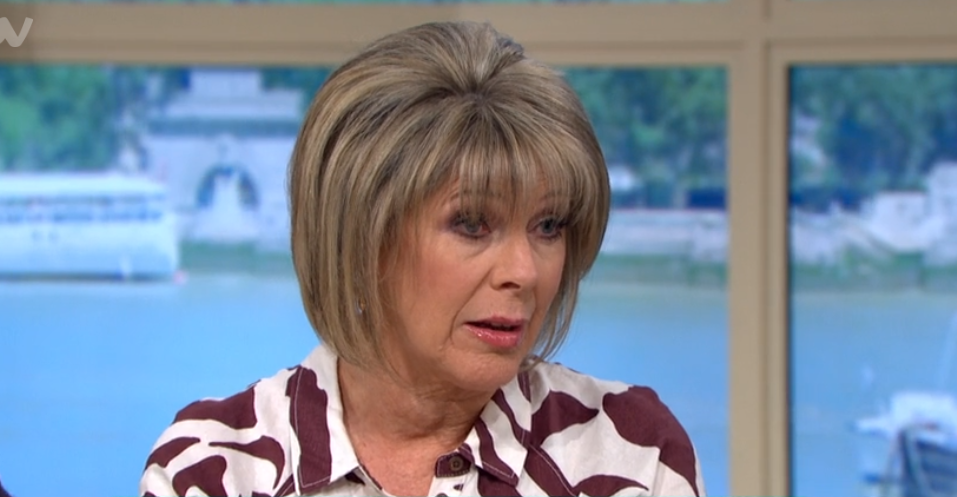 Fans send Ruth Langsford support as she takes break on This Morning