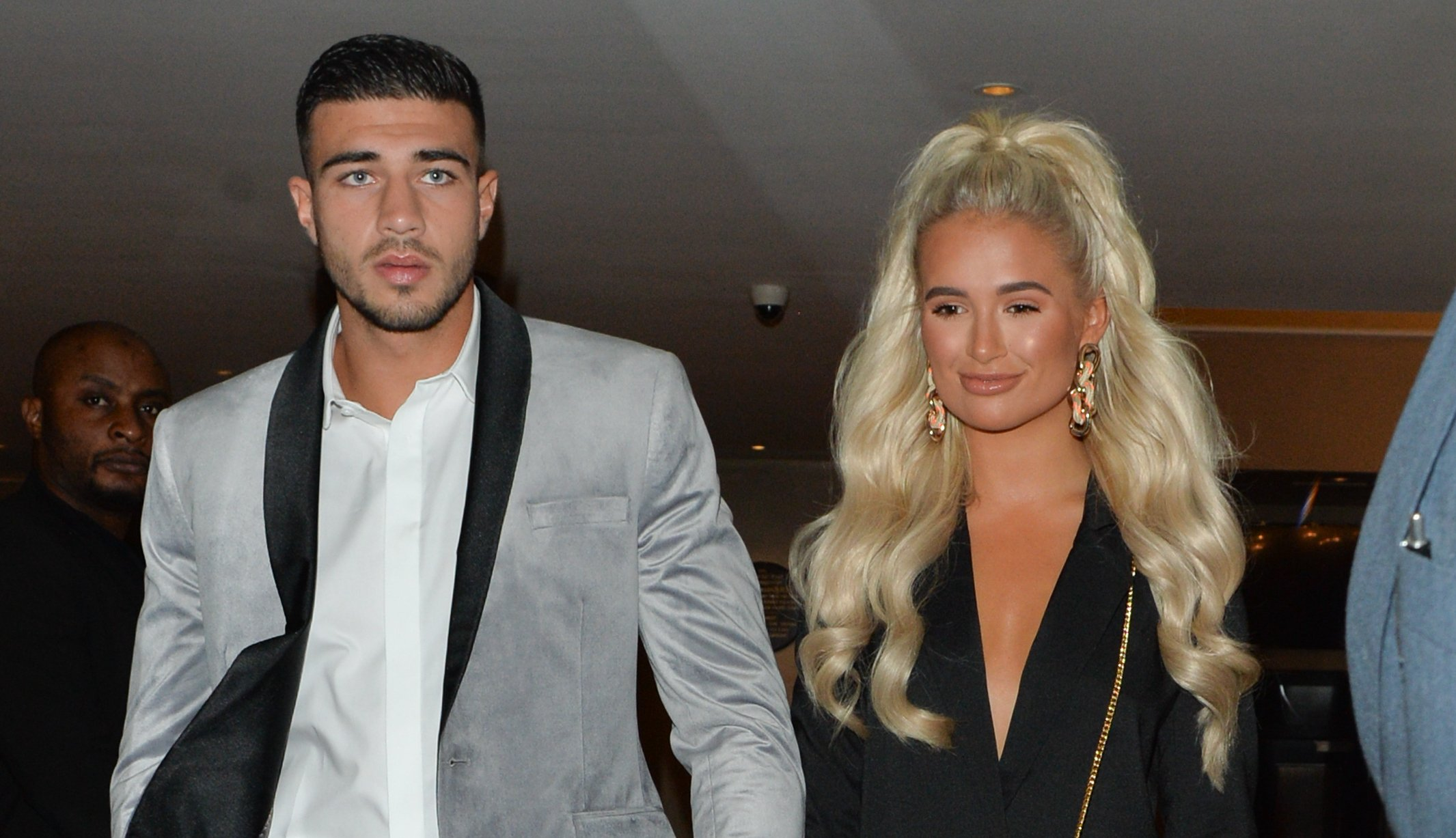 Molly-Mae Hague and Tommy Fury 'snubbed' from Love Island 'reunion' party