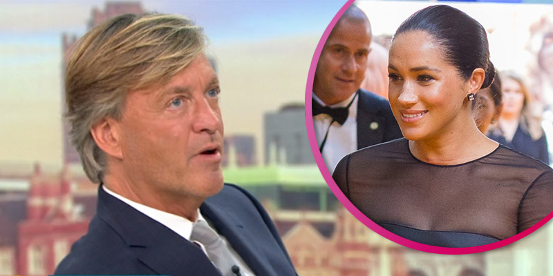 Richard Madeley claims Meghan 'stepped into snake pit when she married Harry'